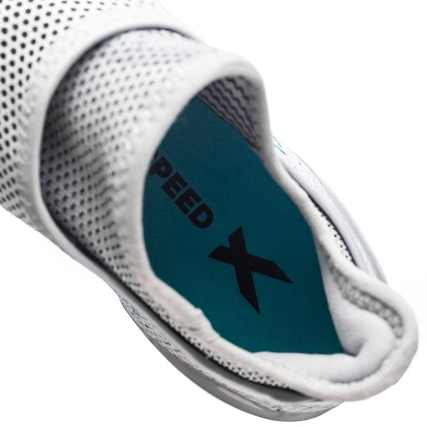 a705ded23 adidas X 17+ PureSpeed FG/AG Dust Storm - Footwear White/Energy Blue ...