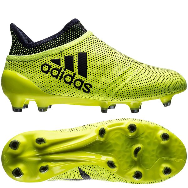 3f34714a1e7 180.00 EUR. Price is incl. 19% VAT. -50%. adidas X 17+ PureSpeed FG AG Ocean  Storm - Solar Yellow Legend Ink