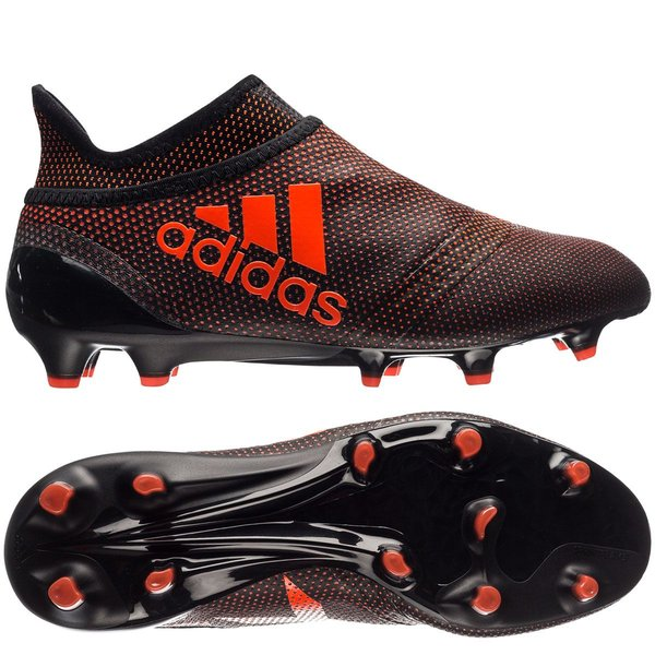 458d85aa463 180.00 EUR. Price is incl. 19% VAT. -40%. adidas X 17+ PureSpeed FG AG Pyro  Storm - Core Black Solar Red