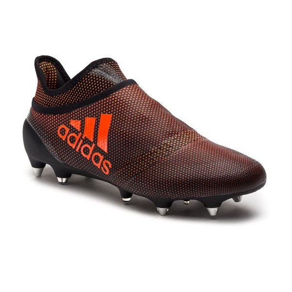 great prices new arrival special section adidas X 17+ PureSpeed SG Pyro Storm - Core Black/Solar Red/Solar Orange