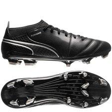 puma one 17.3 fg - noir - chaussures de football