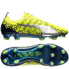 PUMA evoPOWER Vigor 1 Graphic FG - Geel