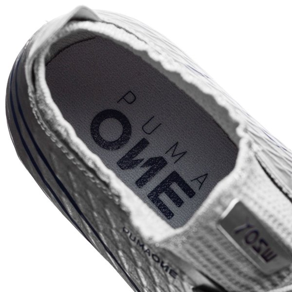 PUMA ONE Chrome FG Sølv LIMITED EDITION Børn