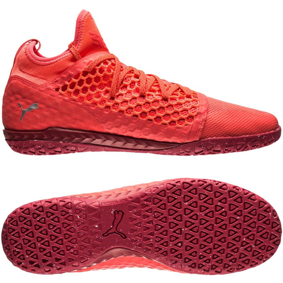 5b161998f774 puma 365 ignite netfit ct - fiery coral - indoor shoes ...