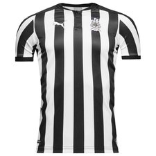 newcastle united home shirt 2017/18 kids - football shirts