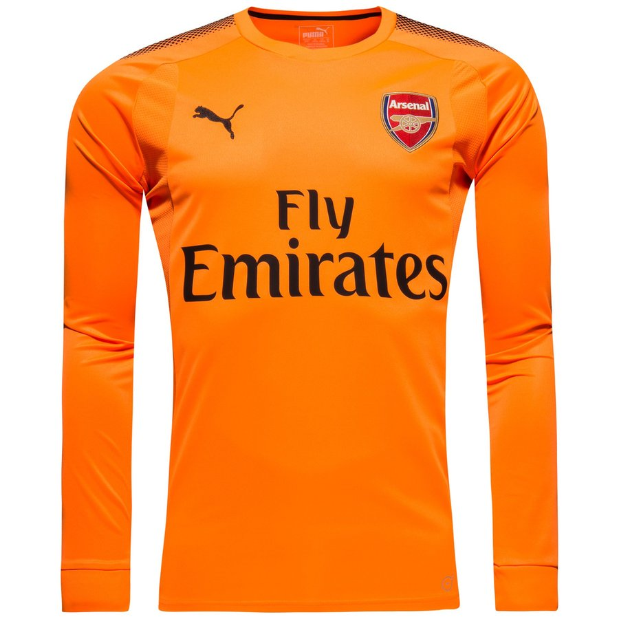 Arsenal maillot de gardien ext rieur 2017 18 www for Maillot arsenal exterieur 2017