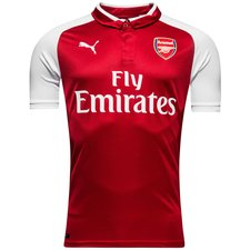 arsenal maillot domicile 2017/18 - maillots de football