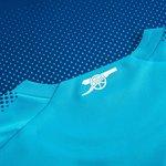 arsenal udebanetrøje 2017/18 - fodboldtrøjer