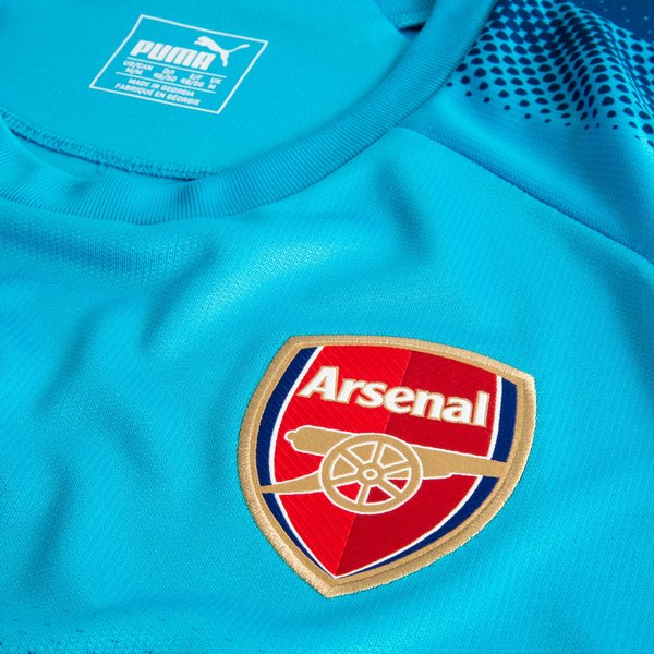 3b8da8156ec Arsenal Away Shirt 2017 18 L S