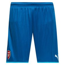 arsenal away shorts 2017/18 kids - football shorts