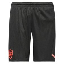 arsenal third shorts 2017/18 kids - football shorts