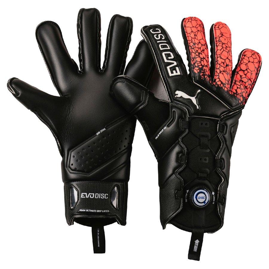 Puma gants de gardien evodisc noir - Gant latex noir ...