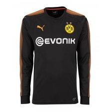 Dortmund Målmandstrøje Sort