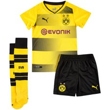 Dortmund Hemmatröja 2017/18 Mini-Kit Barn