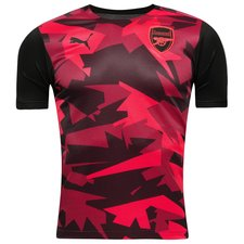 Image of   Arsenal Trænings T-Shirt Stadium EL - Sort Børn