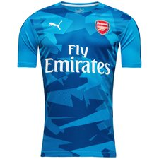 Image of   Arsenal Trænings T-Shirt Stadium - Blå Børn