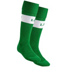 liverpool goalkeeper socks 2017/18 green - football socks