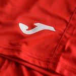 joma shorts nobel - rot kinder - fußballshorts