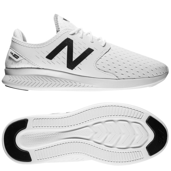 timeless design 83e5d 5f465 New Balance Running Shoe Fuel Core Coast V3 - White | www ...
