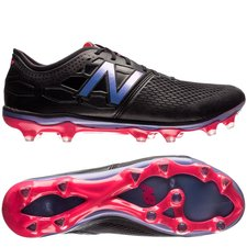 new balance visaro 2.0 pro fg - black/purple/chemical green limited edition - football boots