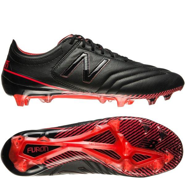 20a72d74033 255.00 EUR. Price is incl. 19% VAT. -69%. New Balance Furon 3.0 K-Leather FG  - Black Red
