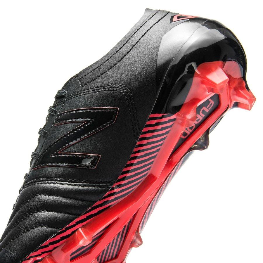 08c543b8b2f New Balance Furon 3.0 K-Leather FG - Black Red