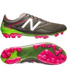 new balance furon 3.0 pro ag - brun/grøn/pink - fodboldstøvler