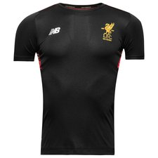 Liverpool Tränings T-Shirt Elite Motion - Svart Barn