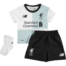 Liverpool Bortatröja 2017/18 Mini-Kit Barn