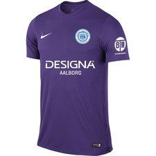 fta scandinavia - hjemmebanetrøje lilla børn - fodboldtrøjer