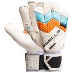 Sells Keeperhanske Total Contact Aqua - Hvit/Oransje