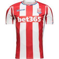 Stoke City Hjemmebanetrøje