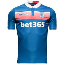 stoke city away shirt 2017/18 - football shirts