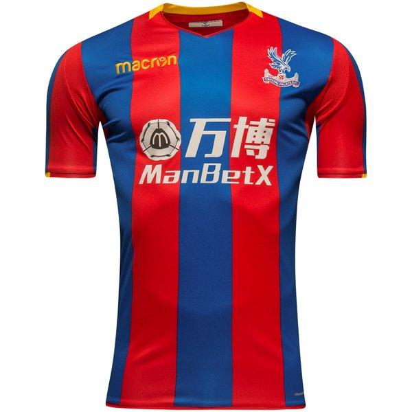 crystal palace hjemmebanetrøje 2017/18 - fodboldtrøjer