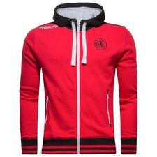 union berlin hættetrøje - rød - hættetrøjer