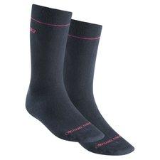 cr7 underwear sokker 2-pack - sort/rød - sokker