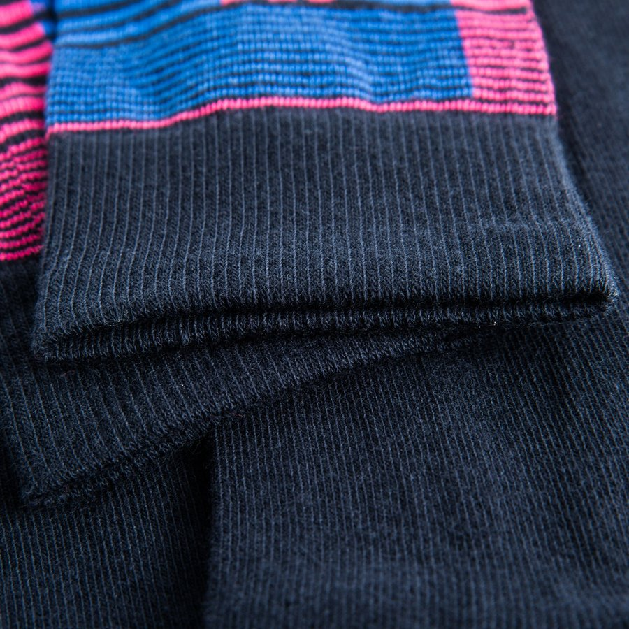 cr7 underwear socks 2-pack - black blue pink - socks 0c940b5bf