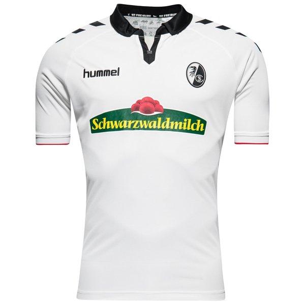 sc freiburg udebanetrøje 2017/18 - fodboldtrøjer