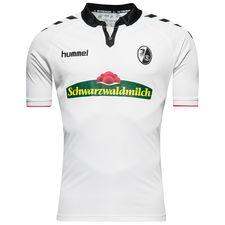 sc freiburg udebanetrøje 2017/18 børn - fodboldtrøjer