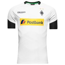 borussia monchengladbach home shirt 2017/18 - football shirts