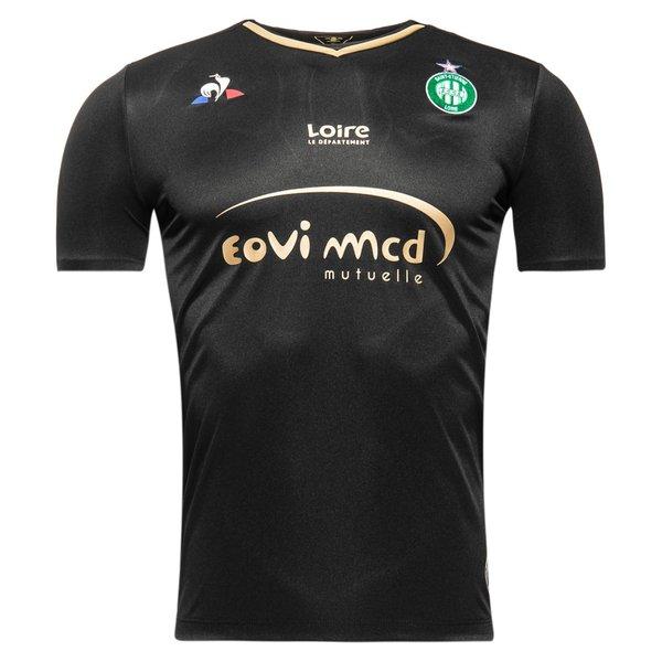 saint-étienne 3. trøje 2017/18 - fodboldtrøjer