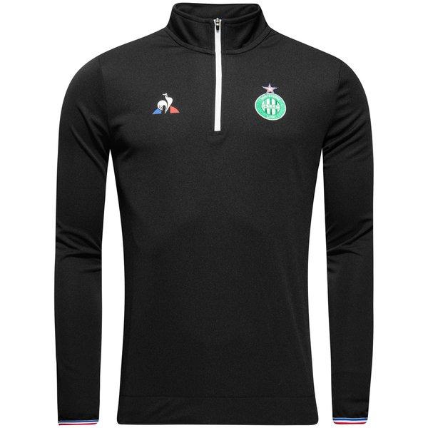 saint-étienne træningstrøje - sort - træningstrøjer