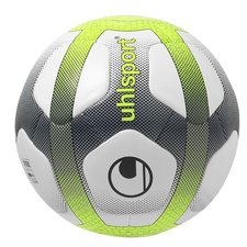 Uhlsport Fotboll Elysia Ligue 1 2017/18 Matchboll - Vit/Navy/Neon