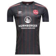 f.c. nürnberg 3. trøje 2017/18 - fodboldtrøjer