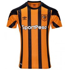 hull city home shirt 2017/18 - football shirts