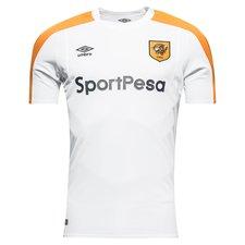 Hull City udebanetrøje som klubbens spillere skal bruge i sæsonen 2017/18. ? Samme design som spillerne bruger ? Trøjen bæres af spillere som Seba