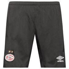psv eindhoven home shorts 2017/18 kids - football shorts
