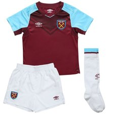 West Ham United Hjemmebanetrøje Mini-Kit Børn
