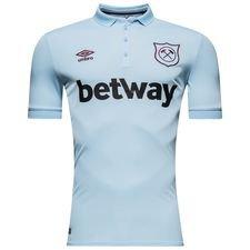 west ham united third shirt 2017/18 - football shirts