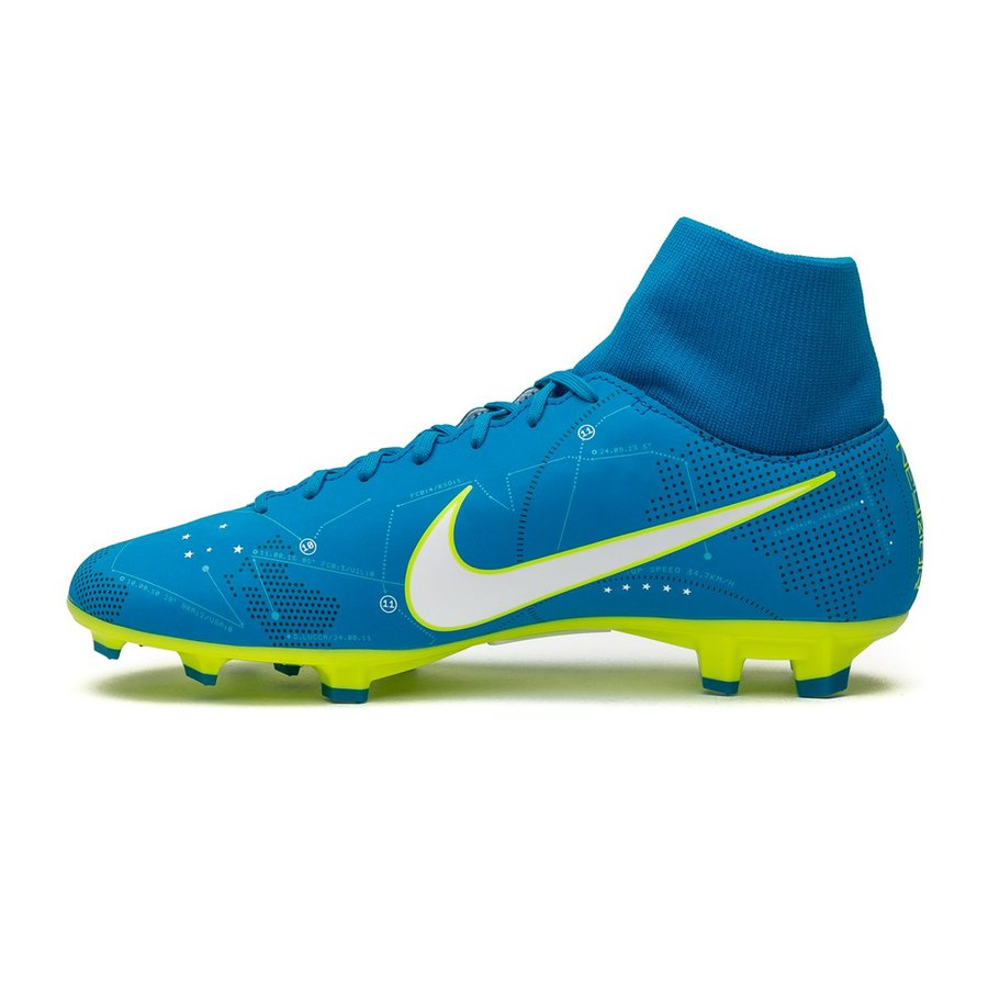 Nike Mercurial Victory VI DF FG NJR Written in the Stars BlåHvidBlå